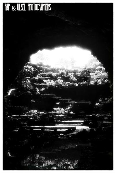 Una bonita cueva.