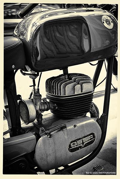Ossa Vitange Motorcycle