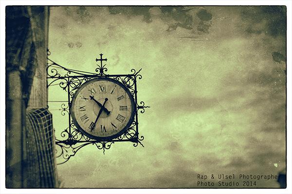 Reloj de la Catedral de Notre Dame, Paris