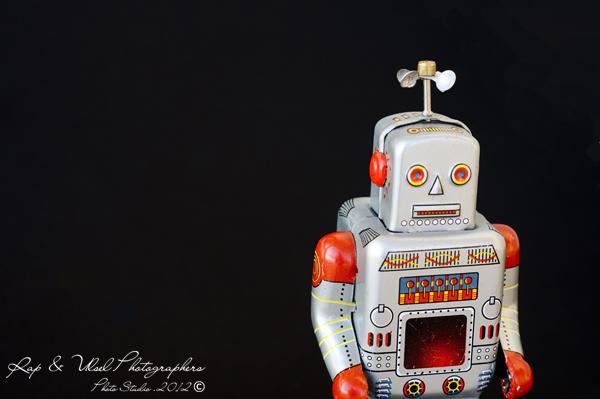 El viejo Robot..