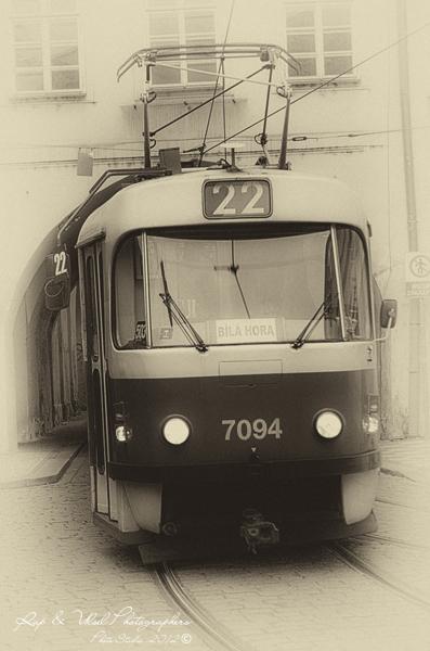 Tranvía 7094